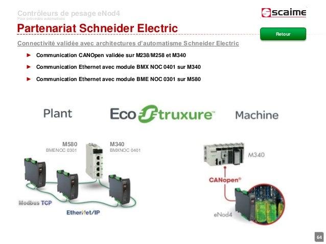 [Schneider BMENOC0301] Ethernet Comm Module