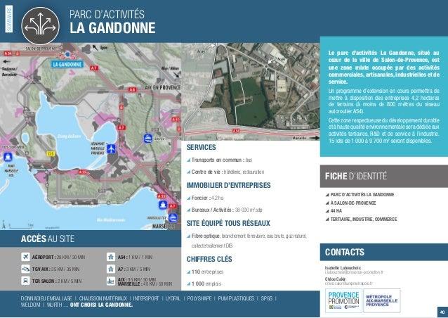 Sites d 39 implantation en provence for Lyofal salon de provence