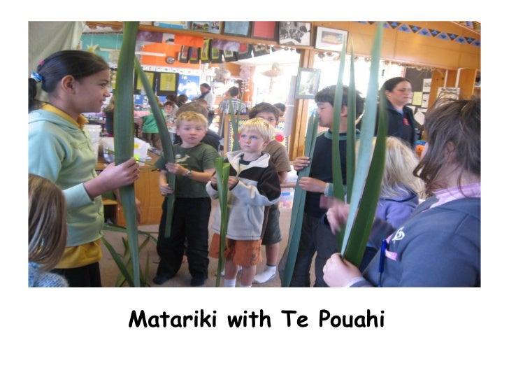 Matariki with Te Pouahi