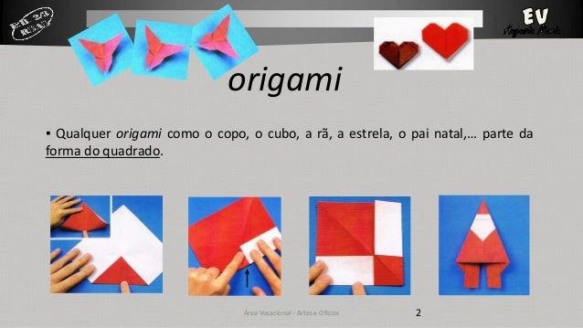 PowerPoint - origami Slide 2