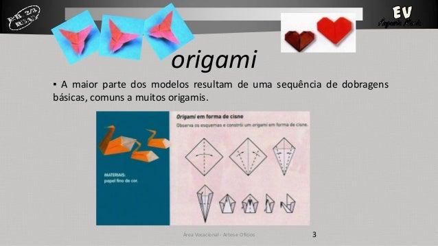 PowerPoint - origami Slide 3