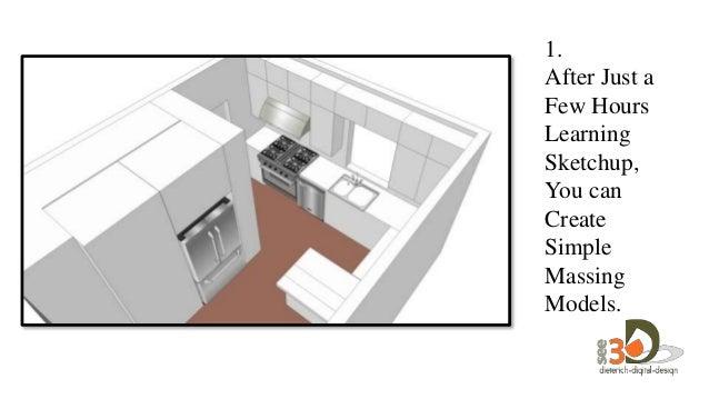 11  1 Kitchen Design with SketchUp. Just Kitchen Designs. Home Design Ideas