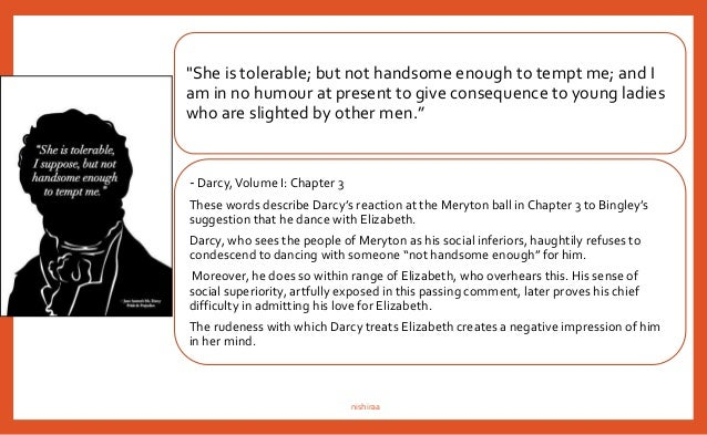 describe the relationship between darcy and elizabeth