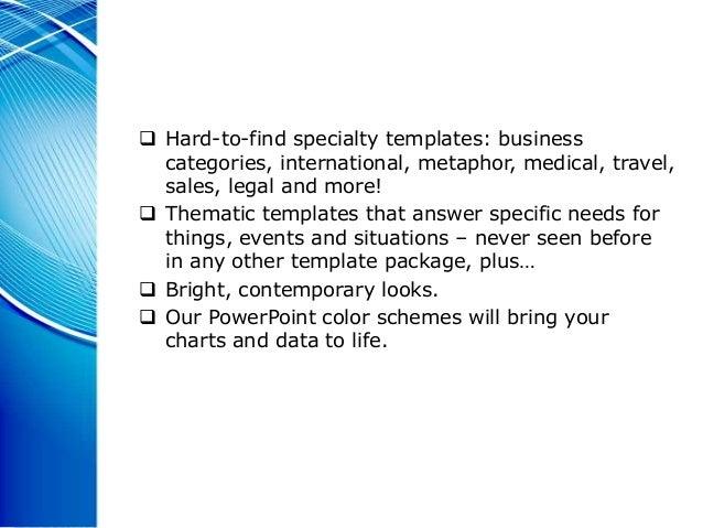 Blue lightning free powerpoint templates 3 toneelgroepblik Choice Image