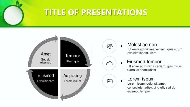 Green eco lightning free powerpoint templates toneelgroepblik Gallery