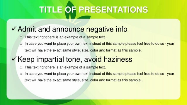 Green eco lightning free powerpoint templates 5 toneelgroepblik Gallery