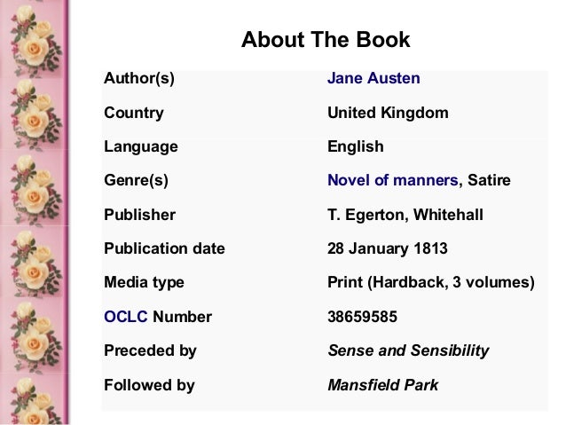 the satirical view of marriage in jane austens pride and prejudice Satire pride and prejudice by jane austen utilizes the use of satire and calls for them to change the expectations of marriage and point of view setting wiki.