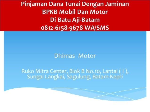 Pinjaman Dana Tunai Tanpa Jaminan Batam 9c46251651