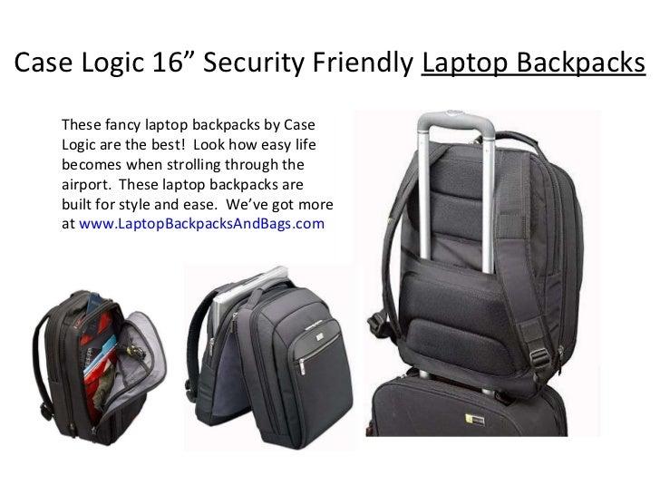 Only the Best Laptop Backpacks, 10 TIPS Slide 3