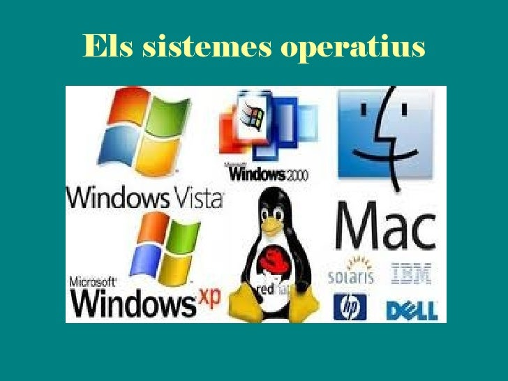 Els sistemes operatius