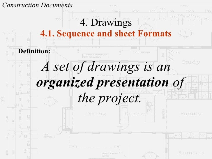 Architectural Professional Practice Construction Documents