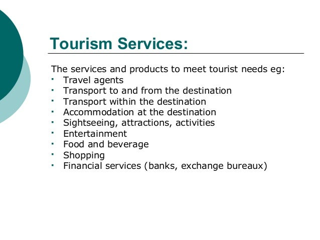 tourism definitions Tourism is the travel business — it caters to people who are visiting a place tourism turns a destination into a vacation spot tourism is also a word for the act of traveling, especially.