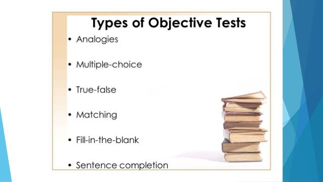 Objective or Subjective? Those are the Questions