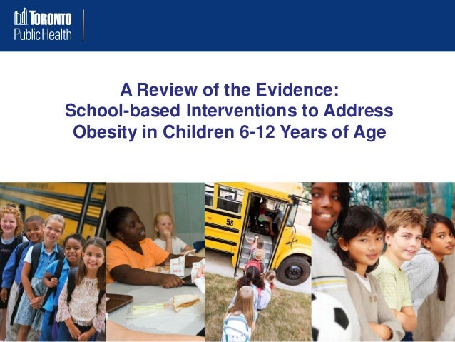 reducing obesity in school aged children Do state school nutrition laws reduce childhood obesity  remains a serious  public health problem with 17% of school age children obese.