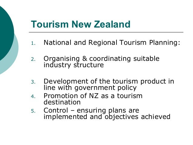 role of government in tourism 'support for tourism' introduction: this paper will analyse the government's involvement in the tourism industry and review the range of roles of support.