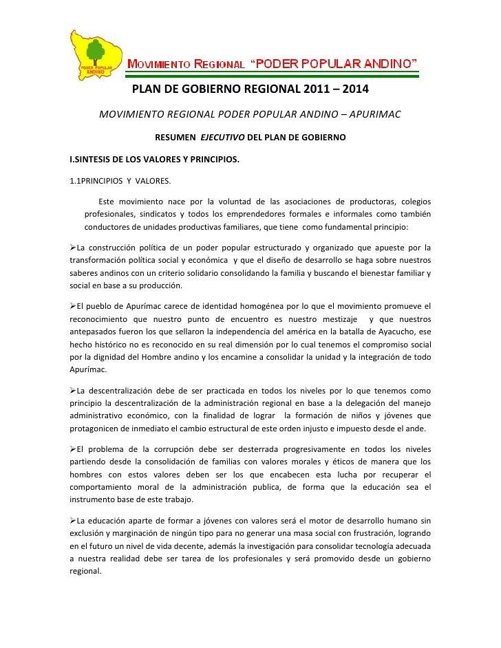 Movimiento Regional Poder Popular Andino