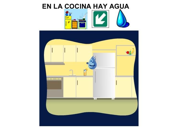EN LA COCINA HAY AGUA