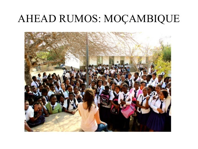 AHEAD RUMOS: MOÇAMBIQUE