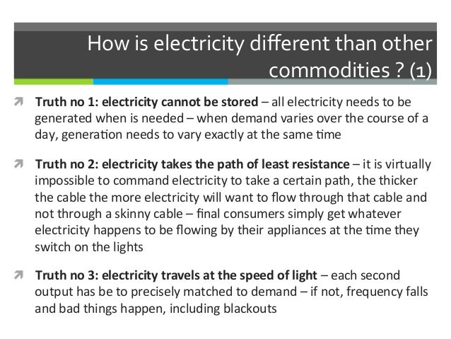 ... 6. How Is Electricity ...