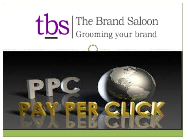 Pay-Per Click Advertising  PPC is a paid form of online marketing in which online advertisers are required to pay agreed ...