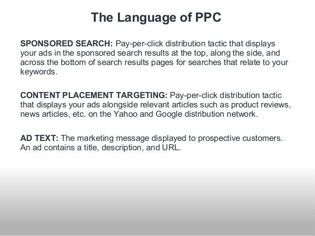 Google Adwords Services- PPC Management Company India Slide 3