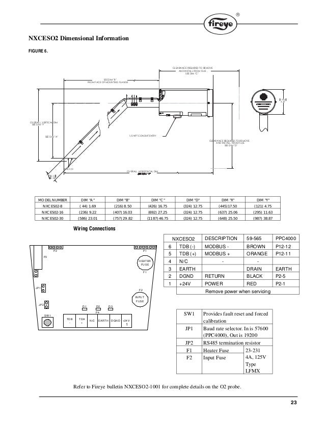 fireye ppc 4000 combustion efficiency controller rh slideshare net Visual Diagram Economic Growth Diagram