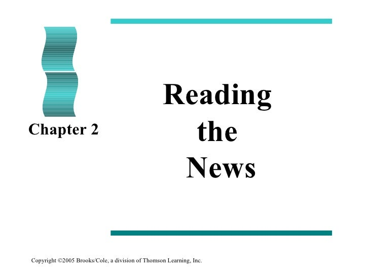 Pp chapter 02 reading the news revised
