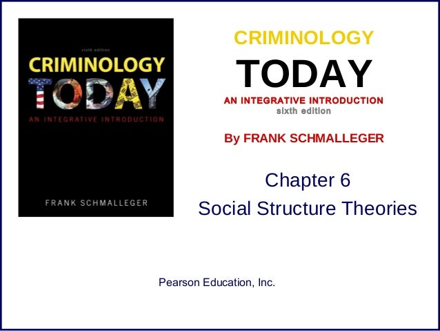 description of the social disorganization theory criminology essay What is criminology - definition, history & theories the chicago school's social disorganization theory sociological theories of crime: overview & features.