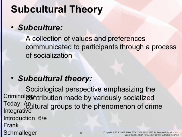 police culture and subculture essay Gang subculture and mainstream culture the police were the object of death this example gang subculture essay is published for educational and informational.