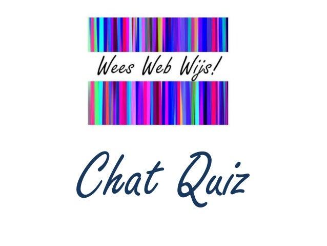 Chat Quiz