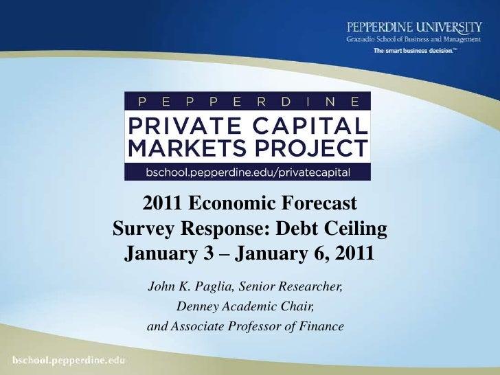 PPCMP Debt Ceiling Responses 1.06.2011