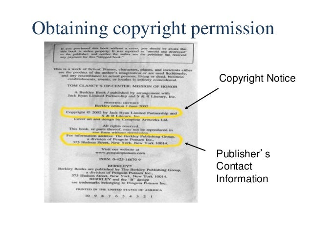 Copyright law for Copyright facts and information