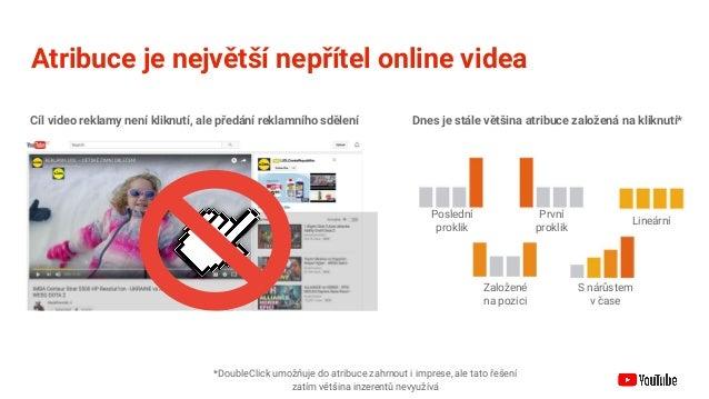 YouTube je jednoduché spustit, ale obtížně se vyhodnocuje a ještě složitěji optimalizuje (Dalibor Klíč) Slide 2
