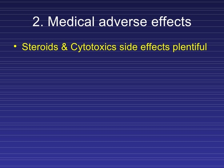 Mercaptopurine Side Effects Crohn