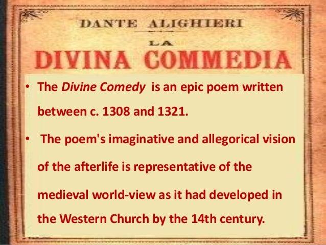 Medieval Literature: Dante, Boccaccio, Chaucer