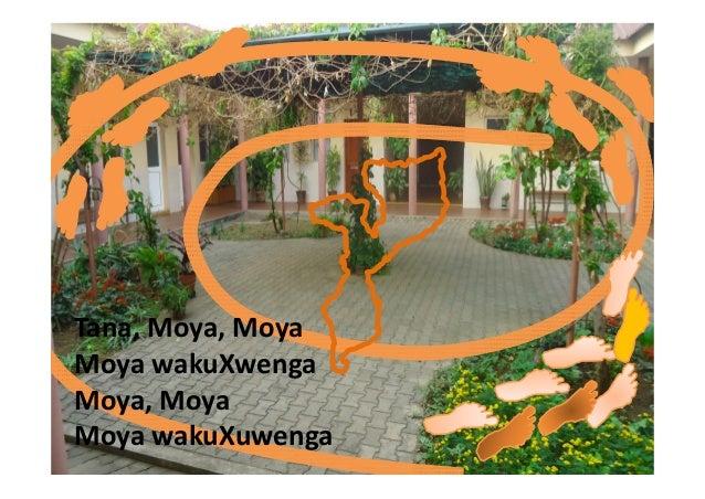 Tana,Moya,Moya MoyawakuXwenga Moya,Moya MoyawakuXuwenga