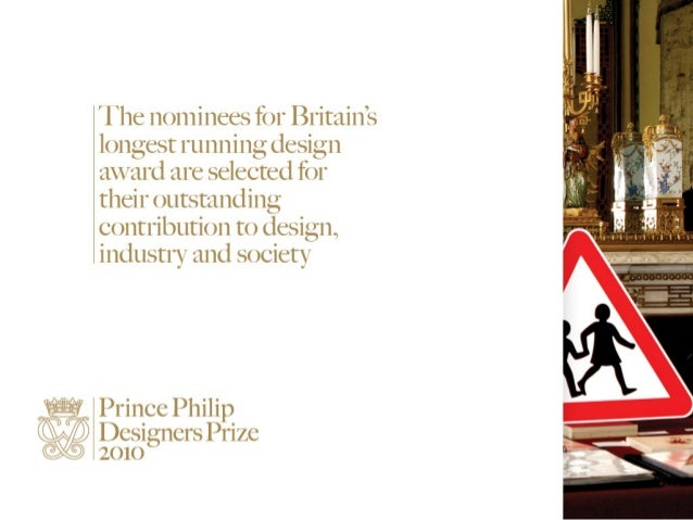 2010 Prince Philip Designers Prize
