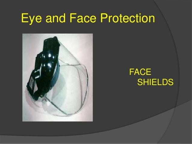 Eye and Face Protection WELDING HELMETS