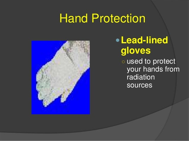 Hand Protection  Forearm Cuffs  used to protect your forearm  Thumb Guards and Finger Cots  protect only your thumb or...