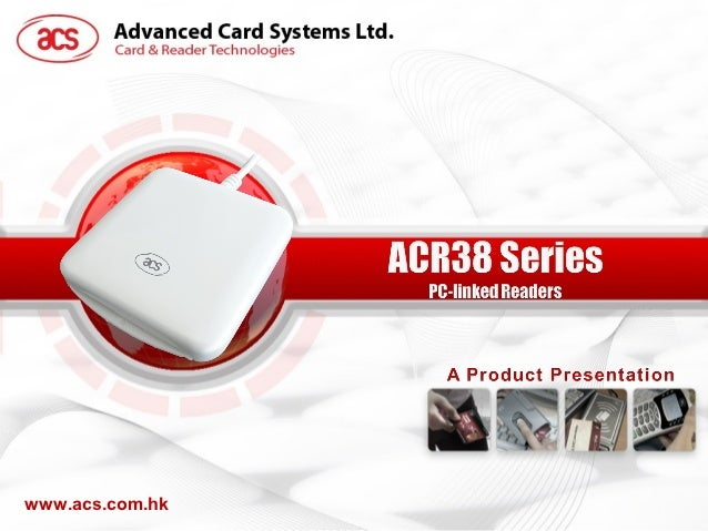 ADVANCED CARD SYSTEMS ACR38 WINDOWS 8 DRIVER DOWNLOAD