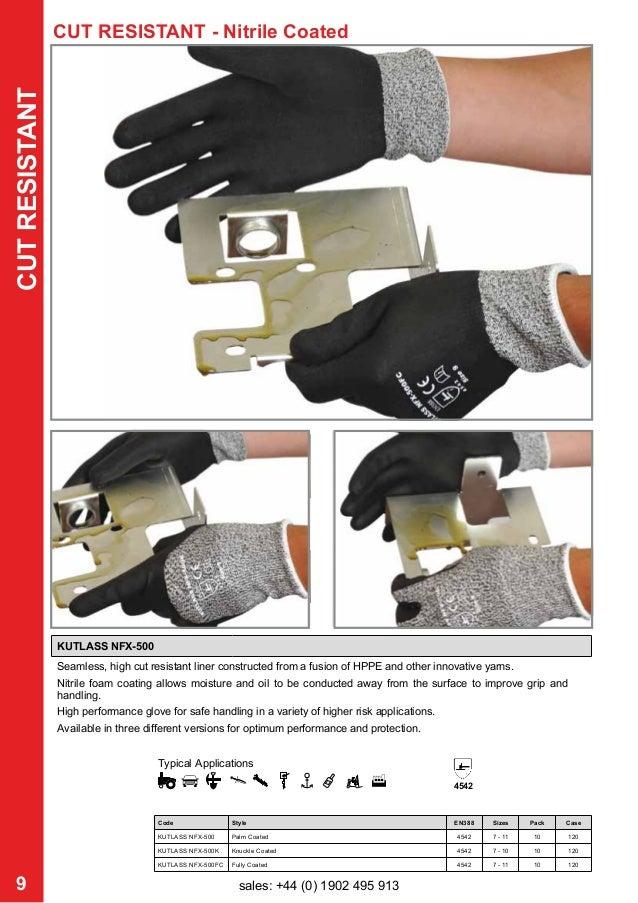 Maxicut Dry Handschuhe      10 34-450