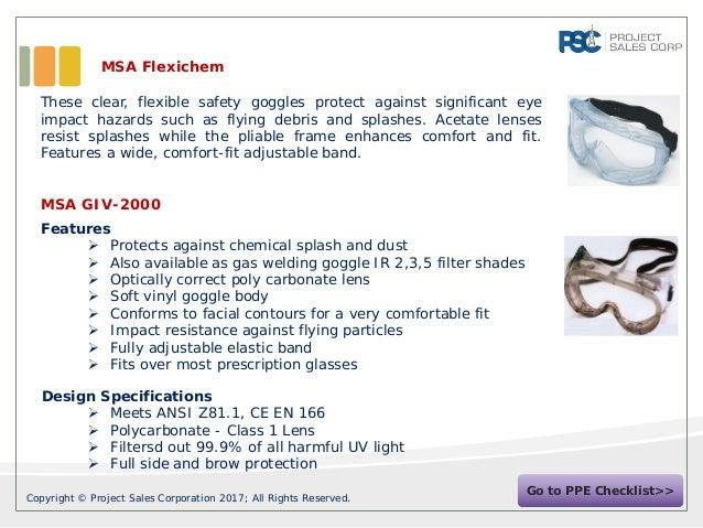 Blue Frame Adjustable Goggles PPE Shock /& Chemical Resistant perfk Clear Lens