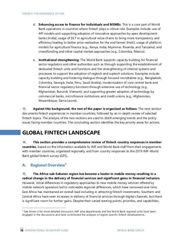 IMF Report Tentang Digital Currency Bank Sentral
