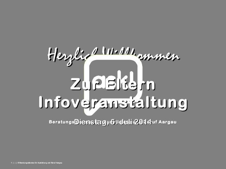 Herzlich Willkommen Beratungsdienste für Ausbildung und Beruf Aargau   |  |  | © Beratungsdienste für Ausbildung und Beruf...