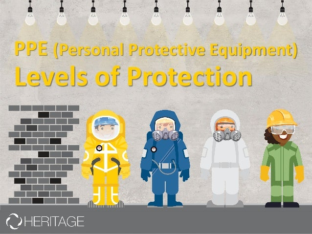 PPE (Personal Protective Equipment) Levels of Protection