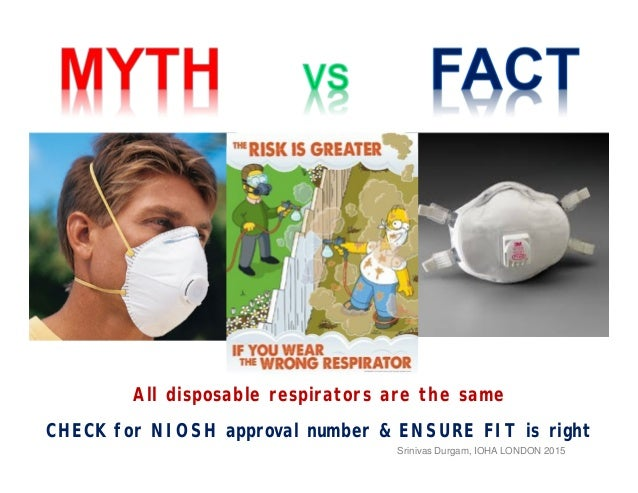 getting your ppe facts right  u2013 5 facts and 5 myths  ioha2015