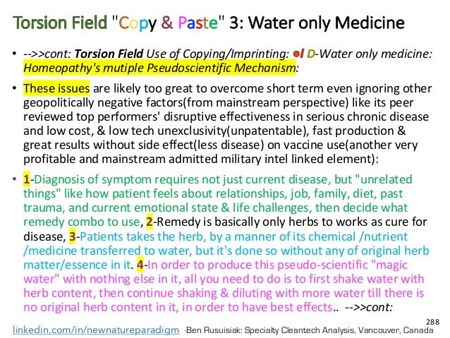2017 updated version)Cold fusion, Tesla, Scalar wave, Torsion field,…