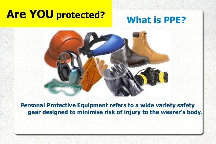Ppe presentation Slide 2