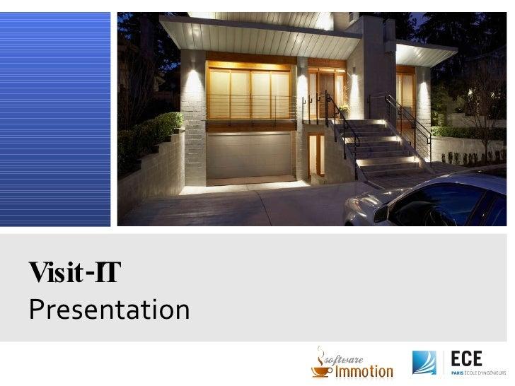 Visit-IT Presentation