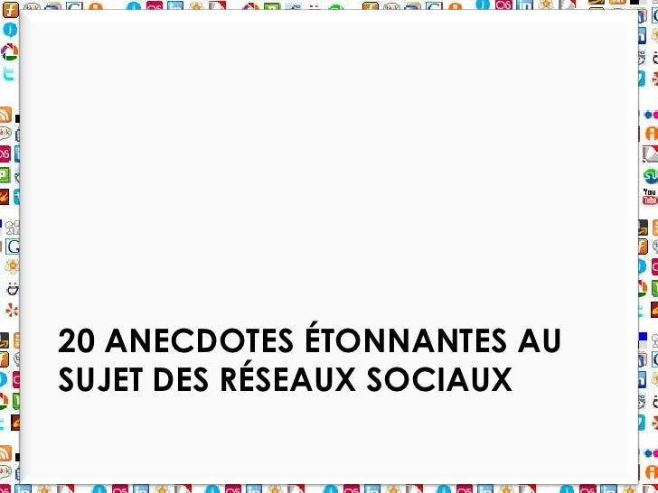 Sites de rencontre 20 ans
